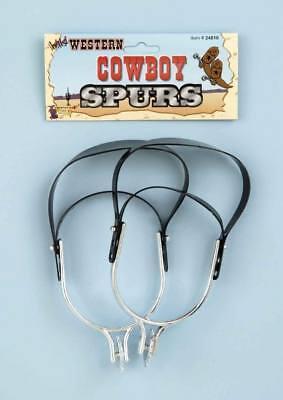 Kostüm Cowboy Sporen zu Komplett der Perfekte Western Aussehen