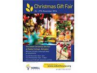 Sobell Christmas Gift Fair