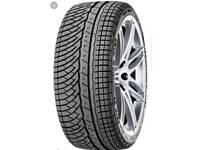 Michelin pilot alpins 225/35/19 new 19 inch tyres