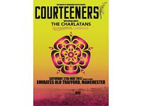Courteeners Standing Ticket Old Trafford Manchester