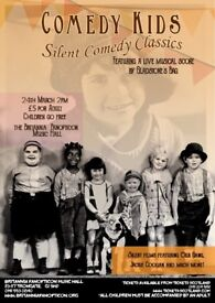 silent comedy classics at the Britannia Panopticon