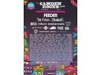 Camden Rocks Festival - cheap tickets