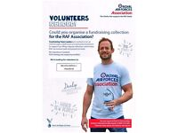 Volunteer Fundraising Team Leader - RAF Association - Hereford