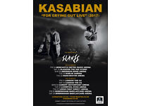 Kasabian Tickets Glasgow SSE Hydro