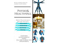 Mobile Physiotherapist Massage Therapist