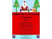 'Christmas Cracker Fun Day'-Kids workshop BLACK FRIDAY DEAL!!!!