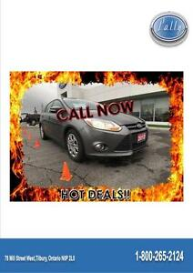 2012 Ford Focus SE, Local Trade, Only 79, 079 kms! Windsor Region Ontario image 1