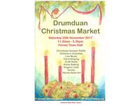 Drumduan Christmas Market