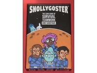 'Snollygoster' Card Game, '+2 Player' & 'NFSL' Expansions (as new)