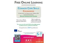 Free Online Childminding Course