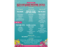 2x Isle of Wight Festival 2018 Adult Tickets 21st-24th June 2018