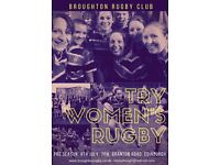 Broughton Ladies Rugby looking for new players for upcoming 2017/2018 season