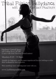 Belly Dance Classes in Hackney Central