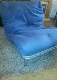 Futon chair/ single bed