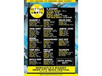 Hit the north tickets ×6