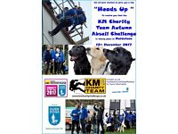 Abseil for Guide Dogs in Kent