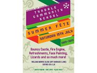 Tyndale Community School Summer Fête - loads of fun for all the family!