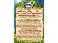 Kendal calling 2018! 2 x Weekend Tickets + Thursday + Emperor's Field + Parking