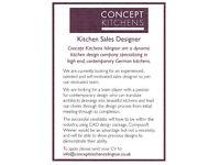 Kitchen Designer - Concept Kitchens Islington