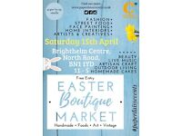 Easter Boutique Makers Market Brighton