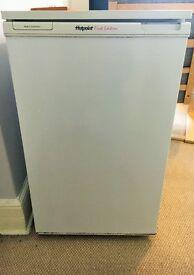 Hotpoint low free standing fridge-freezer