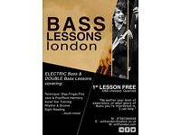 London Bass Teacher - Bass Lessons London