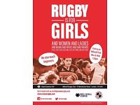 Rugby is for women! Millwall Venus recruiting