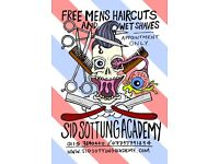 Free Wet Shaves - Head Shaves - Beard Trims