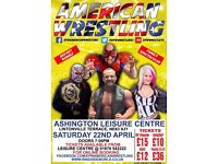 **********WRESTLING TICKETS