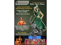 Indian Classical/Bollywood online dance classes