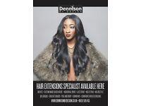 Afro caribbean and Mixed textured hair salon