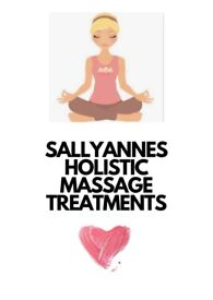 Professional Massage Treatments, performed by a Qualified Holistic Therapist