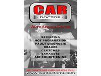 CAR DOCTOR AUTO SERVICE CENTRE