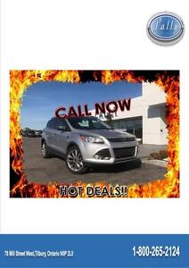 2014 Ford Escape SE, Nav, only 30, 128 km's, One Owner!