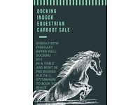 Docking Indoor Equestrian Carboot Sale