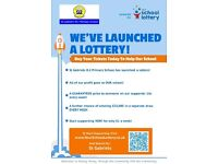 Friends of St Gabriel's R.C Primary School Lottery