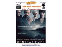 """""""CONTRATIEMPO"""" (The Invisible Guest) Free Movie Screening in Spanish with English subtitles."""