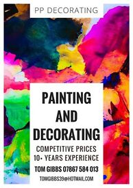 Painting and Decorating, Very Good Prices