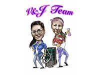V&J cleaning services