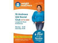 Weight Watchers Meeting, St Andrews Utd Social Club