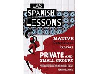 Las Spanish Lessons. Native, experienced teacher.