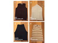 Selection of women's designers clothing, swimwear £2~
