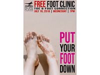 Foot/toe Correction Workshop