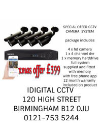cctv camera ip kit system 1500tvl cvi