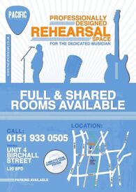 Purpose made Band Rehearsal Rooms. Rooms start from £40 per week. Call on 01519330505