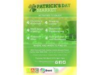 St Patrick's Days event photographer