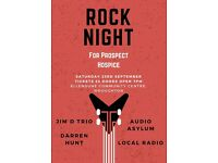 Rock Night for Prospect Hospice