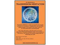 An Introduction to Transmission Meditation