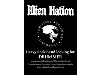 Heavy Rock Band looking for Drummer (North London)