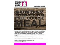 Pilot: Sunday Surplus Free Course Meal